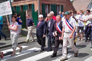 Avec nos élus député, conseillers, maires le 30 juin 2012