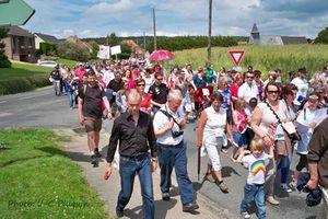 800 personnes dans les rues d'Heuringhem le 30 juin 2012