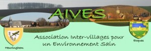 AIVES logo