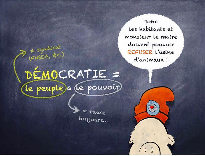 Rigal democratie cadré