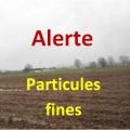 Alerte particules fines